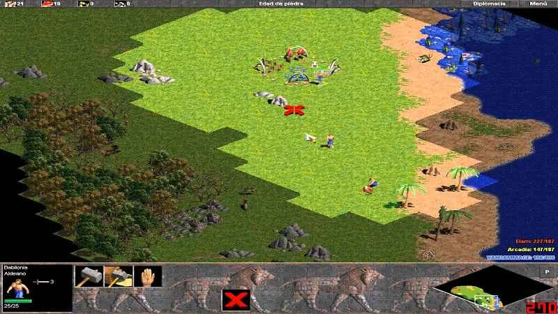 age of empires nasce nel 1997