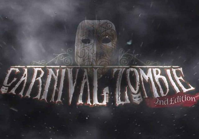 Tutte le novità di Carnival Zombie 2nd edition