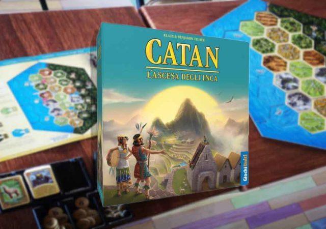 Recensione | Catan: L'ascesa degli Inca