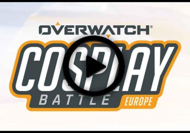 Overwatch Cosplay Battle | La Francia vince il primo premio