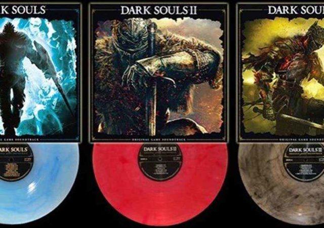 Dark Souls Trilogy, in occasione dell'uscita viene resa disponibile gratuitamente la colonna sonora