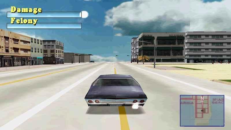 Driver, gioco uscito nel 1999
