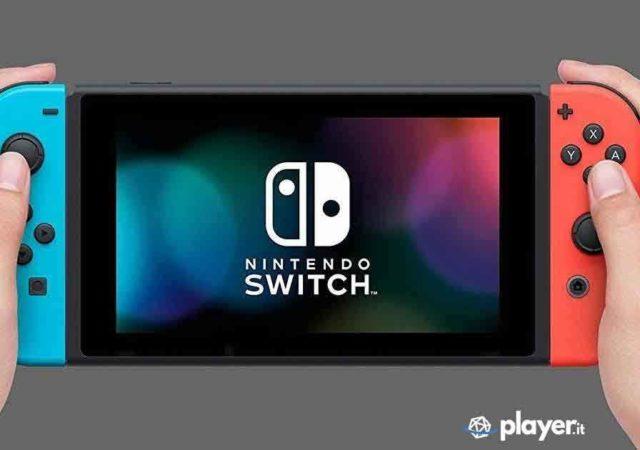 due nuovi modelli di nintendo switch in arrivo