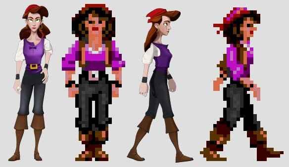 La donna nei videogiochi: 12 icone che hanno fatto la storia del medium elaine