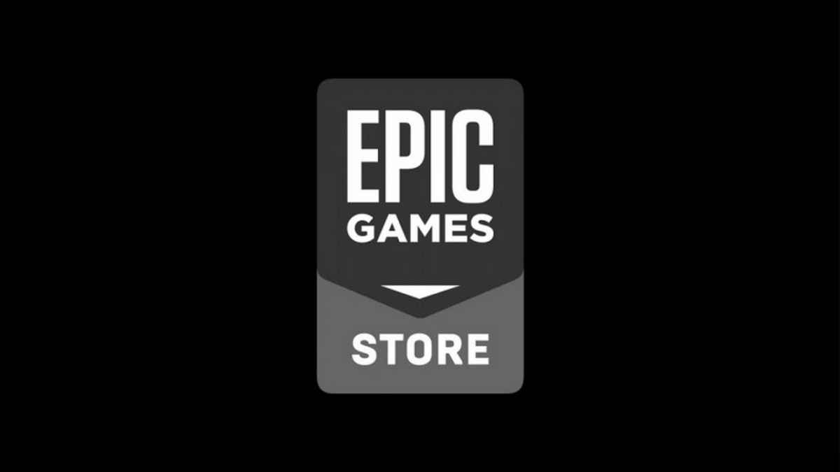Logo dell'Epic Games Store