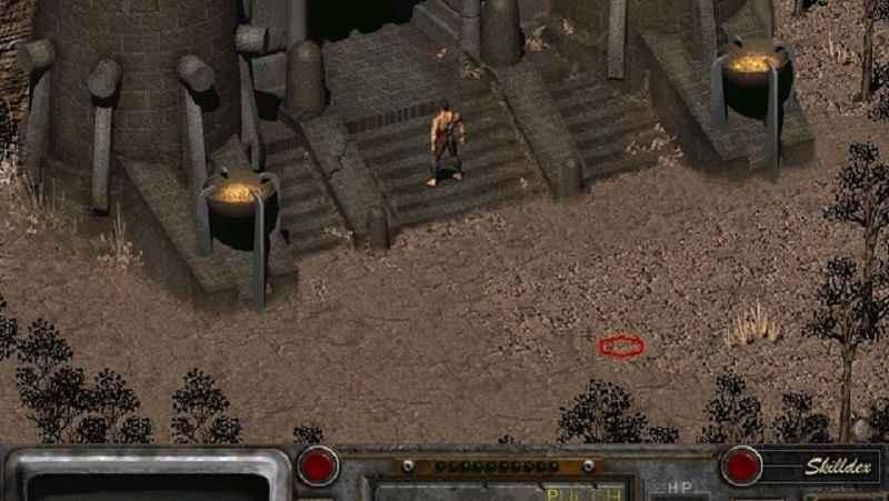 fallout 2, uscito nel 1998