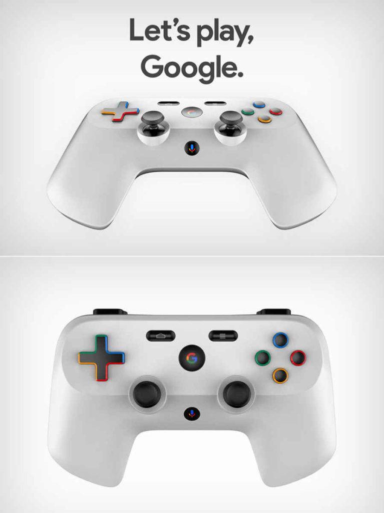 google controller
