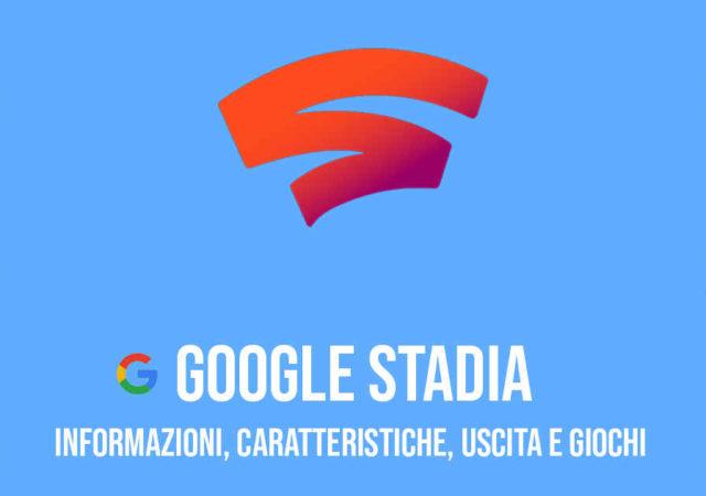 Google Stadia Google Yeti