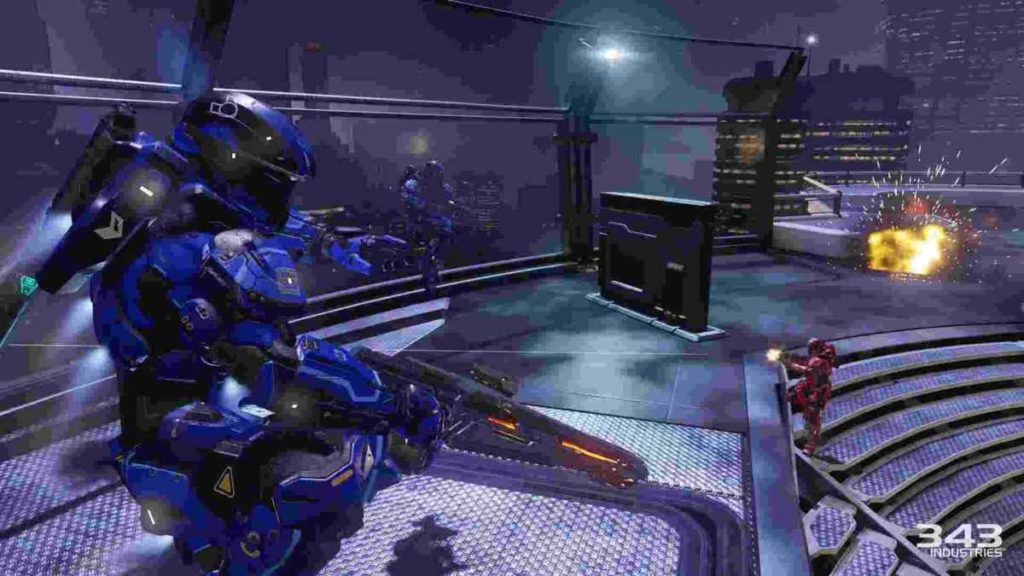 Halo 5 Guardians Halo Infinite
