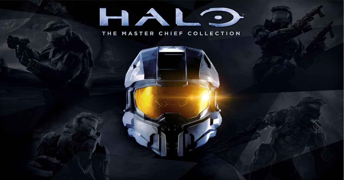 Title Card della Halo: Master Chief Collection