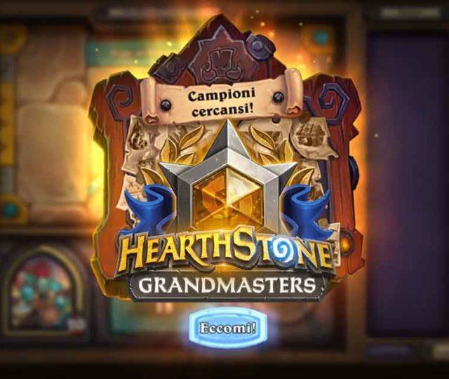 Hearthstone Grandmasters | La Stagione 1 comincia a maggio