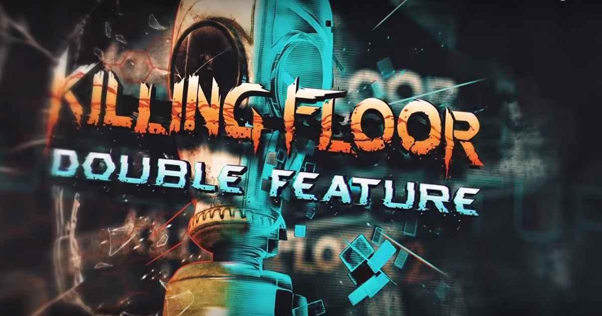 Resultado de imagen de Killing Floor Double Feature