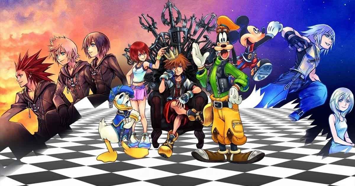 Per tutti i nuovi fan della serie e per i nostalgici arriva Kingdom Hearts: The Story So Far