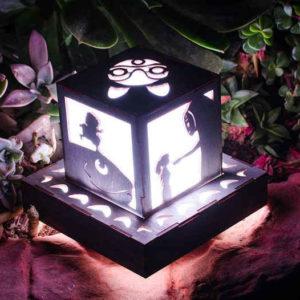 Le lanterne decorative ispirate al mondo videoludico