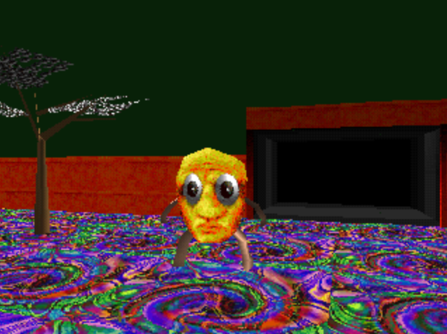 sezione aurea osamu sato LSD: Dream Emulator