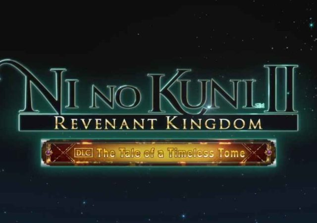 Title Card del primo DLC a pagamento per Ni no Kuni 2: The Revenant Kingdom
