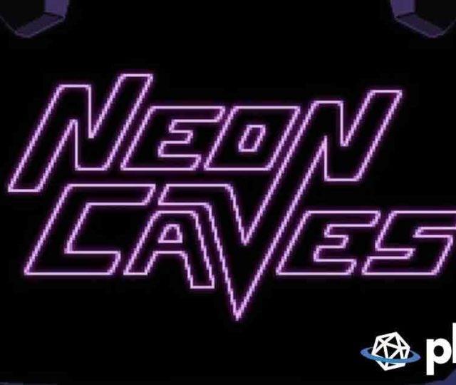 neon-caves-recensione
