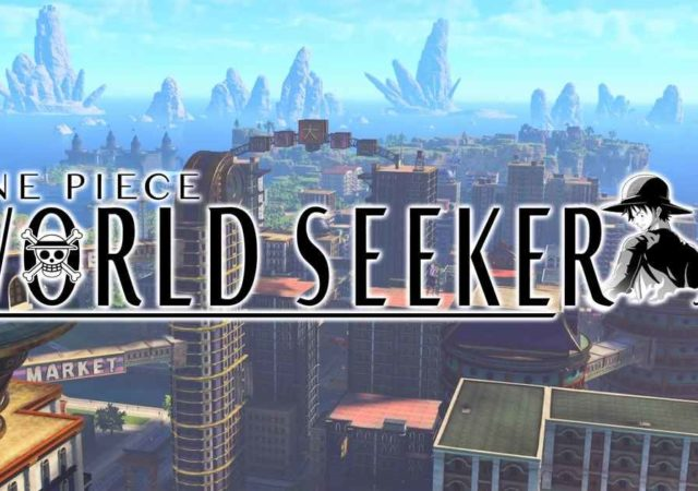 il voto di one piece: world seeker