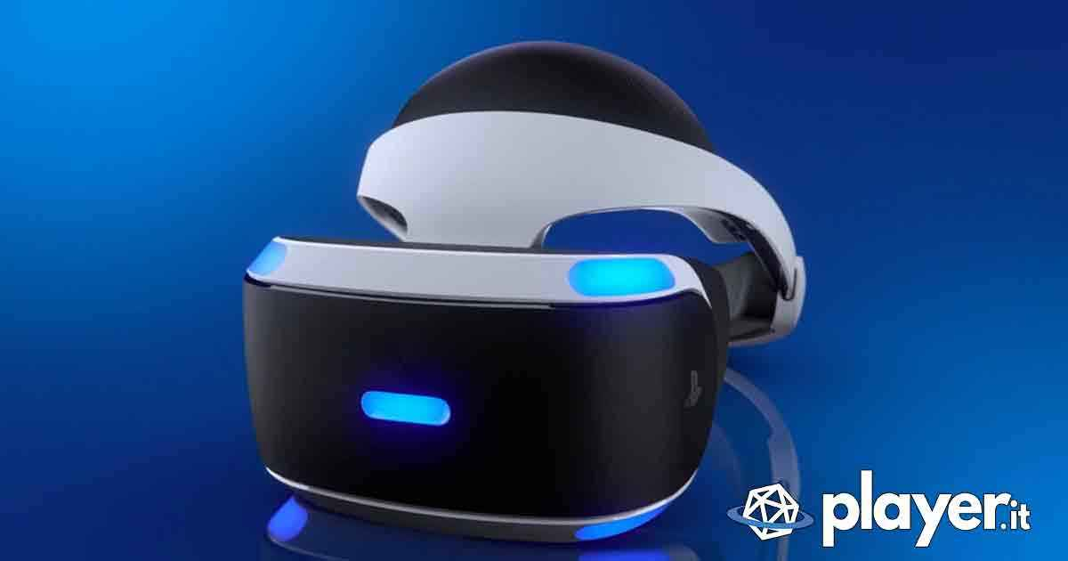 playstation 5 supporto al vr