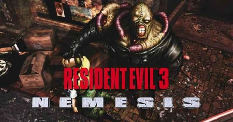 terzo capitolo della serie resident evil