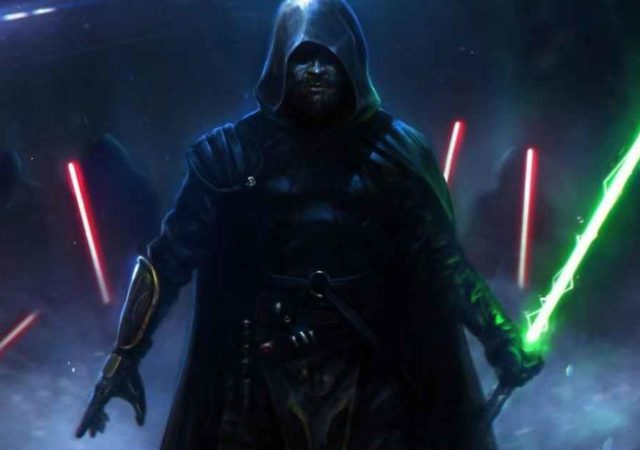 Artwork di Star Wars Jedi Fallen Order