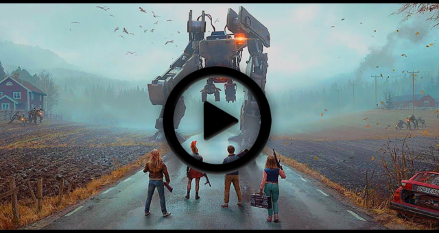 Thumbnail video del release trailer di Generation Zero