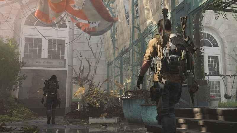 the division 2 cacciatore di taglie