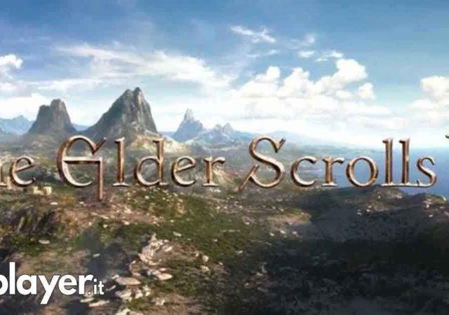 the elder scrolls vi non sarà all'E3