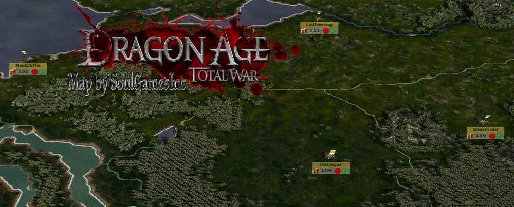 total war dragon age screenshot map