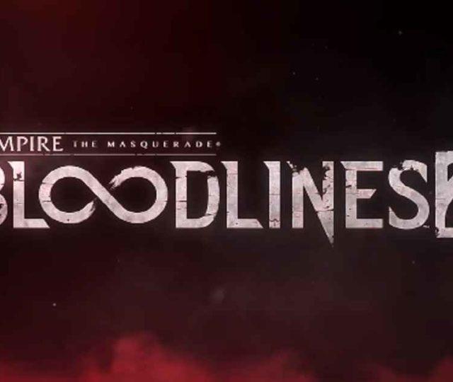 annunciato va,pire the masquerade bloodlines 2