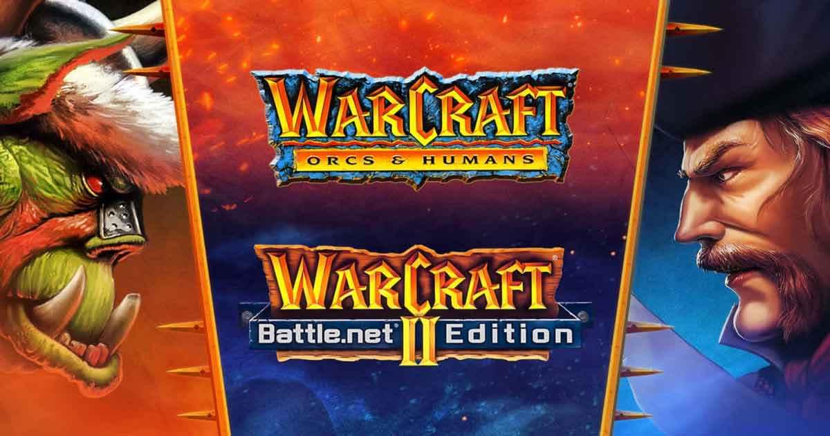 Blizzard e GOG ripropongono Warcraft 1 e 2