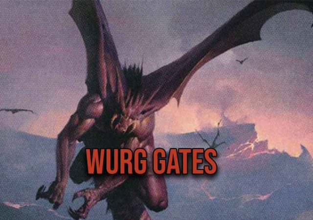 mtg arena magic the gathering wurg gates
