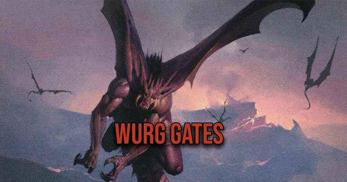mtg arena magic the gathering wurg gates