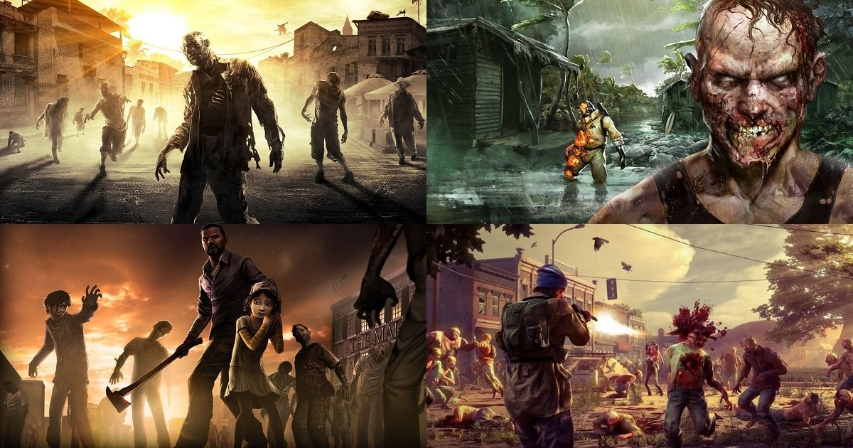 dieci videogiochi con gli zombie
