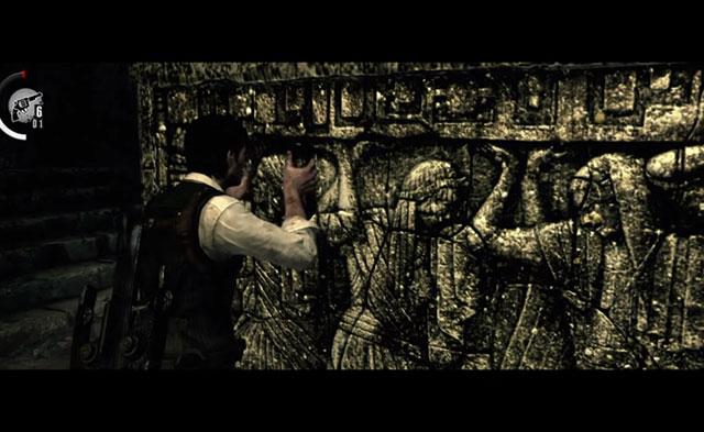 Alcuni antichi bassorilievi che vediamo in The Evil Within