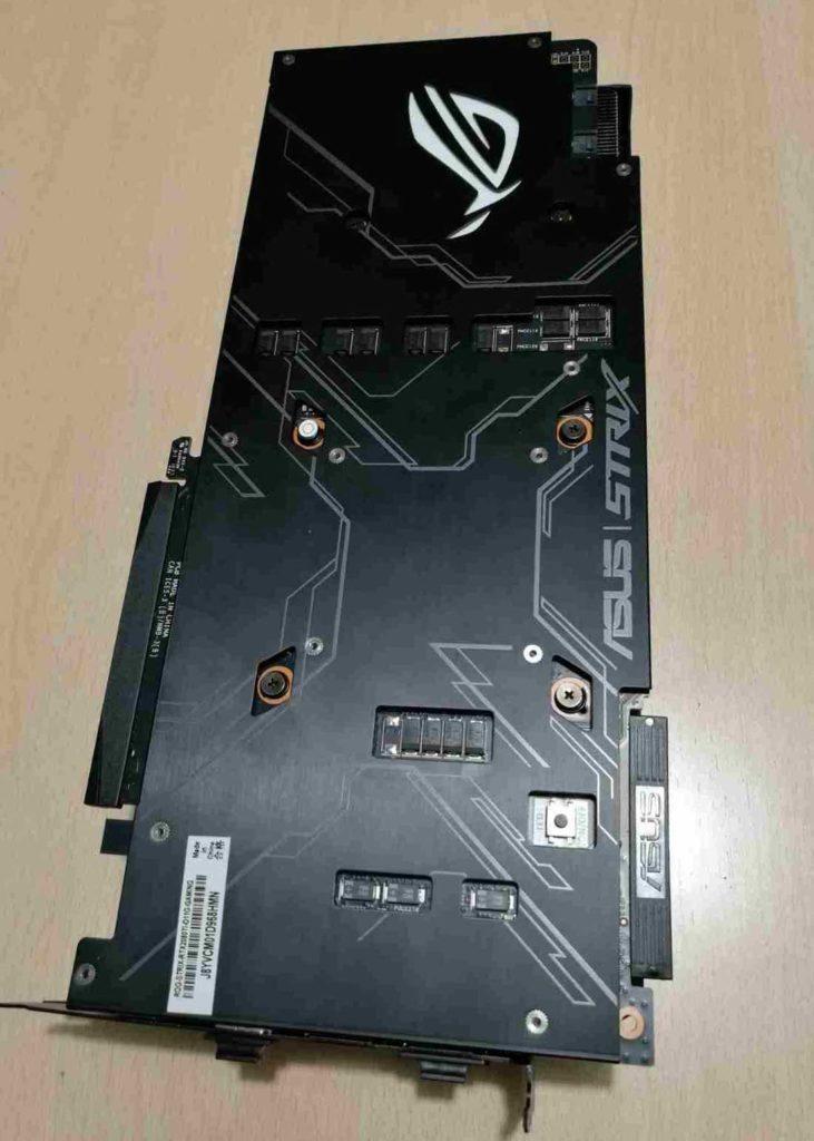 Asus ROG RTX 2080 Ti OC