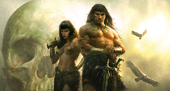 Barbari di Savage Worlds: Beasts & Barbarians