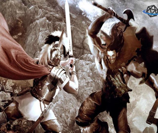 Beasts & Barbarians barbari impero di ferro copertina