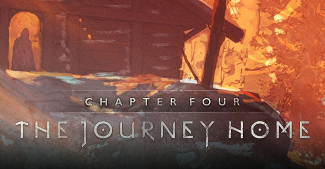 Capitolo quattro di God of War: A Call from the Wilds - il viaggio verso casa