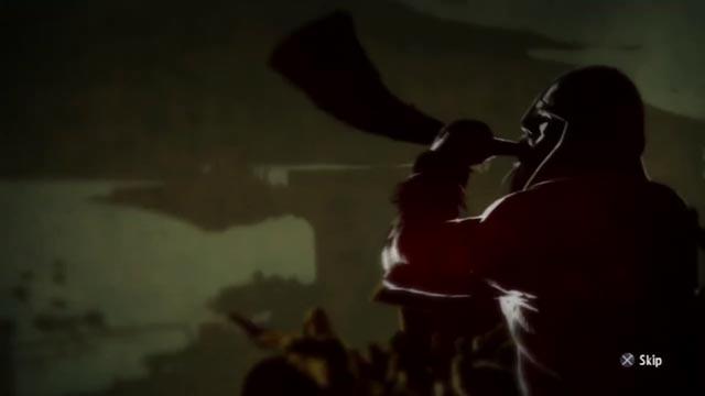 Un corno vichingo in Viking: Battle for Asgard