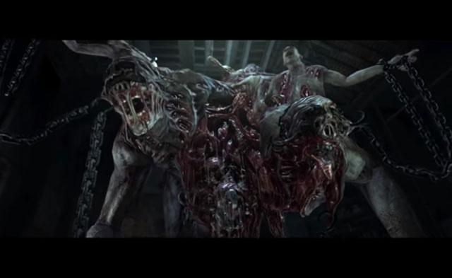 Le mostruose creature che affrontiamo in The Evil Within