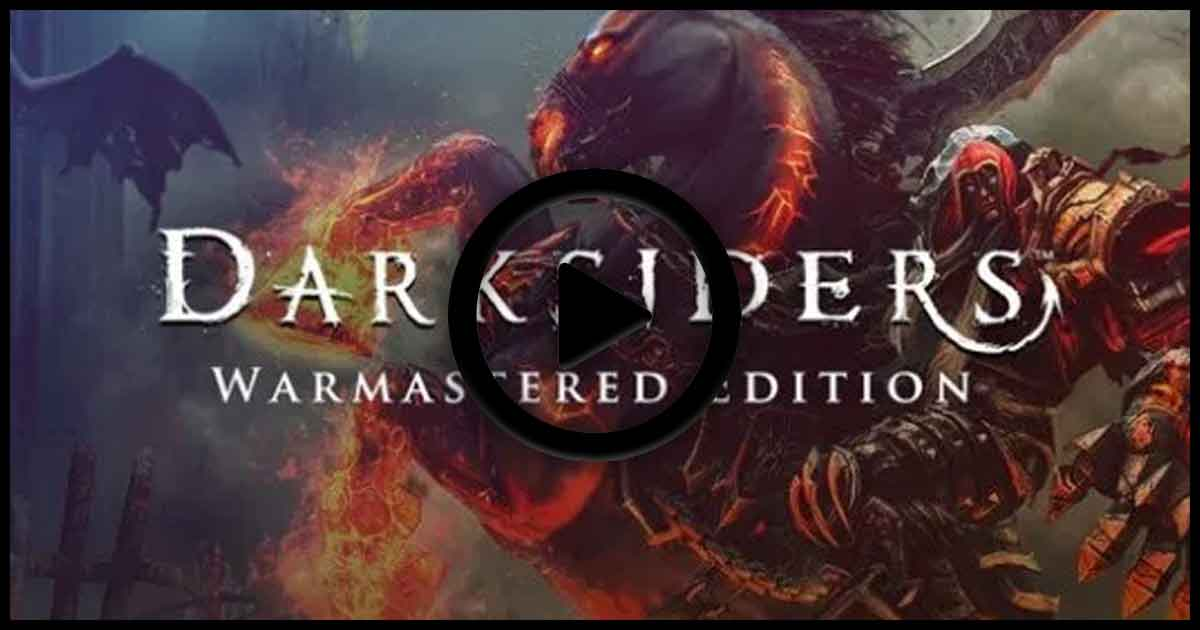 Darksiders Warmastered Edition disponibile da oggi su Switch