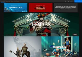 epic games store esclusive