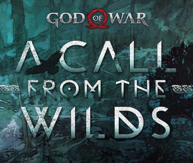 Un'analisi degli elementi di mitologia norrena nell'avventura testuale di God of War: A Call from the Wilds