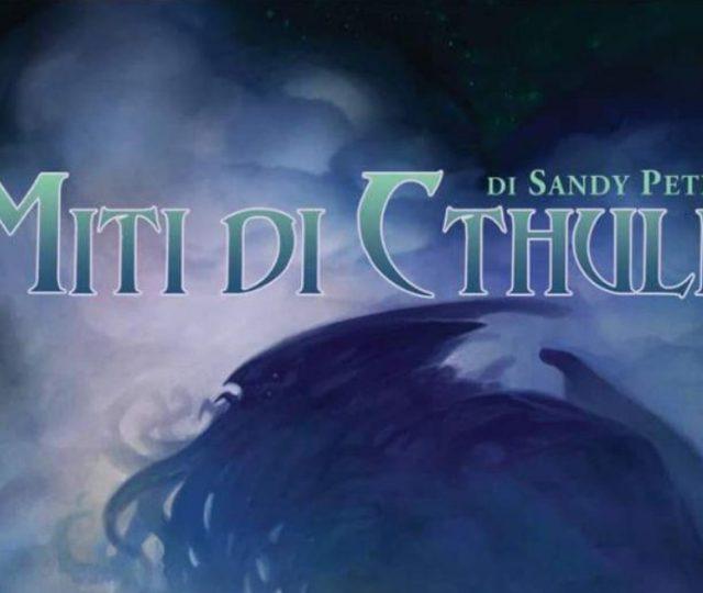 La copertina della Guida ai Miti di Cthulhu