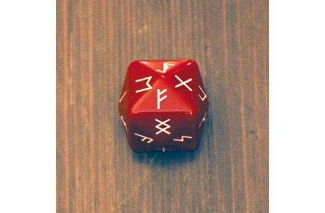 Il dado runico di Journey to Ragnarok
