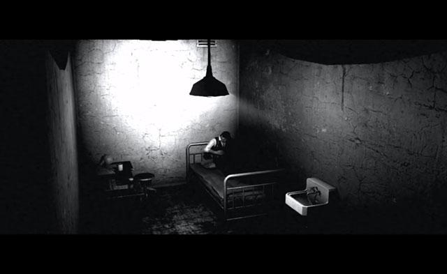 Sebastian nel manicomio di The Evil Within