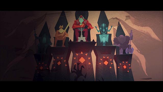 Il pantheon delle divinità di Pagan Online, ispirato alla mitologia slava