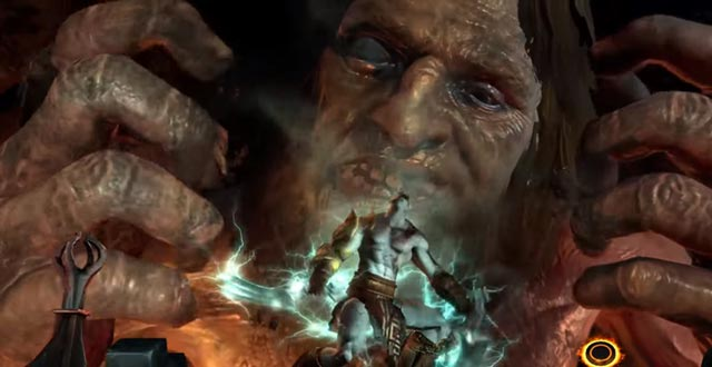 Il tradimento di Efesto in God of War 3