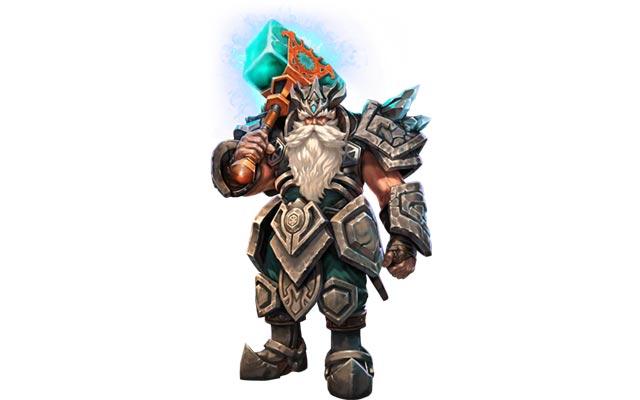 Istok, l'Impavido Difensore di Pagan Online